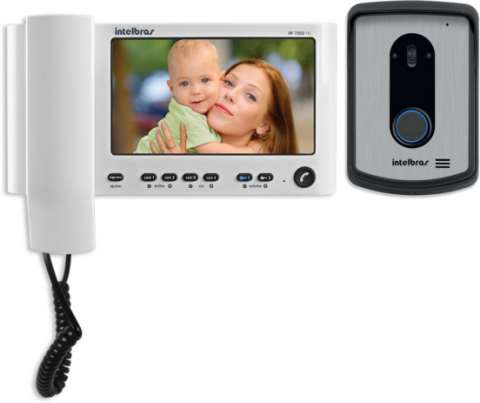 VIDEO PORTEIRO INTELBRAS IV 7010 HS